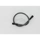 Black Pearl Designer Series Universal Braided Brake Line