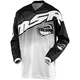 Youth Black/White Axxis Jersey