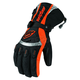 Black/Orange Comp 7 Insulated Gloves