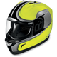 Alliance Hi-Viz Yellow Helmet