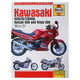 Motorcycle Repair Manual - 2053