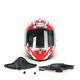 Red FS-10 Fossil Helmet