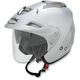 Silver FX-50 Helmet