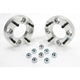 Wide Tracs 1in. Atv Wheel Spacers - WT4/110-1