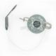 Gunmetal Oil Filler Cap Kit - 00-01312-29