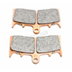 Double-H Sintered Metal Brake Pads - EPFA188HH