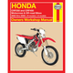 Honda CRF250/CRF450 Repair Manual - 2630