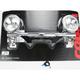 Steel Lightbar/Spotlight Kit - 04-0245