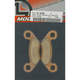 Sintered Metal Brake Pads - 1721-0841