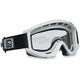 White Recoil Xi Speed Strap Goggles w/Clear Standard Lens - 217797-0002041