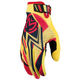 Yellow/Red/Black Sahara Gloves
