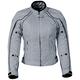 Womens Silver Roma 2.0 Jacket