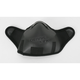 Black Breath Guard for CL-X6 and CS-MX 2 Helmets - 718-100