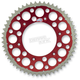 Red TwinRing Heavy-Duty Sprocket - 1540-520-48GPRD