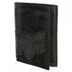 Black God Speed Tri-Fold Wallet - 06871-001-OS