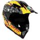Pastrana AX-8 Dual Sport Helmet