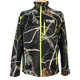 Realtree AP Black Camo Elevation Fleece Zip-Up