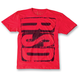 Red Block Logo T-Shirt