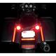 10 Inch LED Plasma Rods Custom Running Lights/Brake Lights - MPLASMA10RED