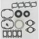 2 Cylinder Complete Engine Gasket Set - 711162B