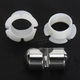 Clutch/Brake Cable Anchor Pin and Bushing Kit - Y-21-433
