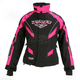 Womens Black/Fuchsia Adrenaline X Jacket