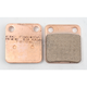SV Severe Duty Sintered Metal Brake Pads - FA54SV