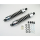 Chrome 412 Series American-Tuned Gas Shocks w/o Cover - 160/190 Spring Rate (lbs/in) - 412-4012C