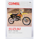 Suzuki RM125 Repair Manual - M400