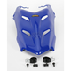 Dark Blue ATV Custom Vented Hood - 510026