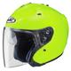 Neon Hi-Vis FG-Jet Helmet