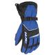Black/Blue Storm Gloves