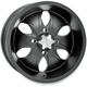 Black System 6 Wheels