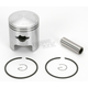 OEM-Type Piston Assembly - 60mm Bore - 09-692
