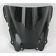 Smoke Polycarbonate Windscreen - WSPS801