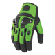 Green Justice Mesh Gloves