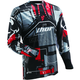 Flux Circuit Red Jersey