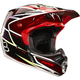 Red/Black V3 Race Helmet