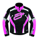 Womens Black/Pink Comp 7 Jacket