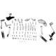 Forward Control Kit for 5-Speed Evolution Sportster - 17545