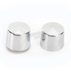 Chrome Deep 1 in. Hex Bolt/Nut Covers, 7/8 in. Depth - 2402-0128
