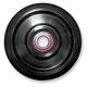 Black Idler Wheel w/Bearing - 4702-0080