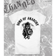 Womens SOA Arched with Reaper T-Shirt