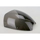 Replacement Smoked Windshield for Ness Custom Fairings - 06-047
