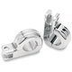 Two-Piece Footpeg Clamps - 1611-2123