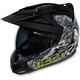 Black Variant Thriller Helmet