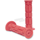 Red ATV Rogue Single-Ply Grips - D01RGR