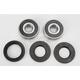 Front Wheel Bearing and Seal Kit - PWFWS-K15-000
