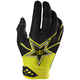 Black/Yellow Rockstar Dirtpaw Gloves