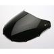 Dark Smoke SR Series Windscreen - 20-253-19